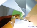 Hoja de aluminio imprimible para la impresión de la sublimación del tinte