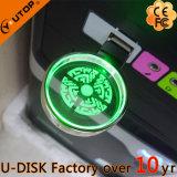 創造的な拡大鏡またはレンズの水晶USB Pendriveのギフト(YT-3270-10L)