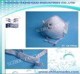 Mascherina di polvere a perdere a perdere della maschera di protezione del CE di Resporator