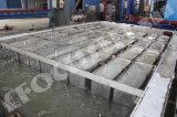 Planta de hacer hielo del fabricante del bloque de la tecnología avanzada 10tpd de Focusun