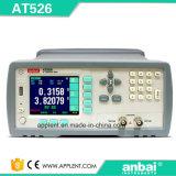Ohm der Batterie-interner Widerstand-Prüfvorrichtung-Reichweiten-1micro Ohm-3k (AT526)
