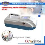 Fabricante portable del detector de los explosivos y de las drogas