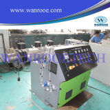 Machine enduite en plastique de pipe d'acier inoxydable