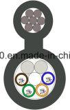 Cable óptico aéreo de fibra de la ayuda del uno mismo de la alta calidad