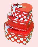 Personifizierter fantastisches kundenspezifisches Papierschmucksache-Inner-geformter Kasten