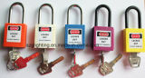 Safety industrial Lackout Padlock em White Color
