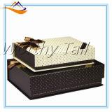 Vente en gros magnétique pliable de luxe de boîte-cadeau de fermeture