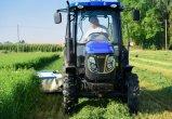Foton Lovol trattore flessibile e comodo di 55HP con CE & l'OCSE