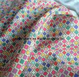 Tela bonita da cortina do poliéster para o vestuário/vestido