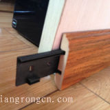 MDF Skirting Board voor Wallboard