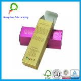 Rectángulo de empaquetado plegable del cosmético de la impresión barata