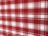 100%CottonヤーンはメンズShirtingデザイン小切手および縞のためのファブリックを染めた