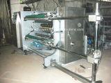Alta velocidade servo de alta velocidade da movimentação que corta e máquina do rebobinamento