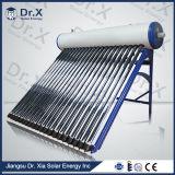 性質の循環のNon-Pressurized真空管の太陽給湯装置