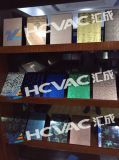Hcvacの金、ローズの銀、黒、青いメタライゼーションPVDの真空メッキ機械