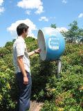 Resistente al vandalismo sin monedas de pared del teléfono, teléfono público, servicio de Teléfono del aeropuerto