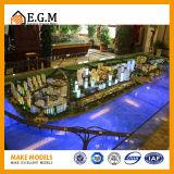 . 부동산 모형 또는 주거 건물 모형 또는 부동산 판매 모형 또는 모형은 모형 주문을 받아서 만들고 또는 전람