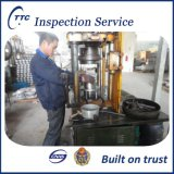 Durante il Production Inspection Service in Cina