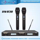 Ealsem Uw838 en dehors de microphone de radio de la Manche de la performance 2