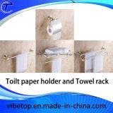 Cremalheira de toalha do aço inoxidável da ferragem do banheiro