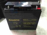 bateria acidificada ao chumbo do AGM de 12V 18ah para o veículo utilitario