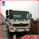 Hino usada (700) Durable-Frame Concrete Mixer Truck (6 cilindros, 370hp)
