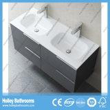 Stanza da bagno moderna di alta classe del MDF di stile europeo con due bacini (BF115N)
