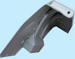 Höhenruder-Teil-Typ Aufzug-Gegengewicht-Betonstein