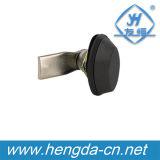 Serratura elettrica Keyless nera della camma del Governo Yh9720