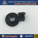 Componentes de aluminio de la cámara del anillo de la tuerca de las piezas del CNC que trabajan a máquina