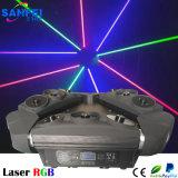 Свет спайдера лазера самых новых головок наивысшей мощности 9 Moving головной