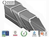 De Profielen van de Uitdrijving van het aluminium/van het Aluminium voor Broodje/Rol/Rolling Blinden (ral-154)