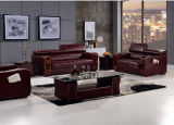 Salone domestico Sofa di Furniture Modern con Leather italiano