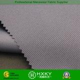 De Stof van de Polyester van Spandex met Duidelijke Geverfte Keperstof voor Toevallige Outwear
