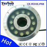 UnterwasserLight 12W IP68 Waterproof LED Fountain Light