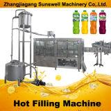 Getränk, das Flaschenabfüllmaschine herstellt