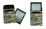 iPad를 위한 형식 표범 인쇄 휴대용 퍼스널 컴퓨터 부대 또는 소매