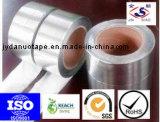 Bande auto-adhésive sensible à la pression de conduit de papier d'aluminium