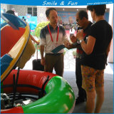 Doble asiento de parachoques \ coche eléctrico a la venta