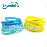 Wristband do silicone para presentes relativos à promoção
