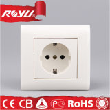16A europeo Schuko Socket con Viko Design, Electric Plug Socket