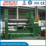 Máquina de dobra hidráulica da placa de aço do controle de W11s-40X4000 Nc
