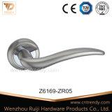 Traitement en alliage de zinc ou en aluminium de plaque de nickel de porte de levier (Z6115-ZR03)