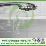 Hydrophiles hydrophobes Non gesponnenes Gewebe für Windel