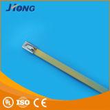 304 316 Ball Locking Stainless Steel Ties
