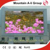 Alta uniformidad P5 LED a todo color al aire libre que hace publicidad de la pantalla