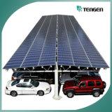 Disegni a energia solare del Carport, sistema a energia solare