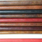 Tessuto di cuoio sintetico per la mobilia del sofà (768#)