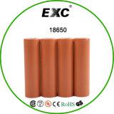 高品質18650のRechargeable李イオンBattery 3.7V 2000mAh