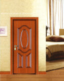 Le Hot Black Spell Wooden Steel Door (sx-3-2014A)